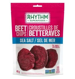 Rythm Superfoods Beet Chips 40g