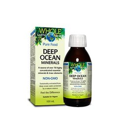Whole Earth and Sea Deep Ocean Minerals 100ml
