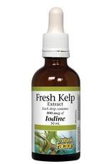 Natural Factors Fresh Kelp Extract 50ml