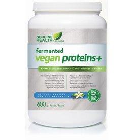 Fermented Vegan Protein Natural Vanilla 600g
