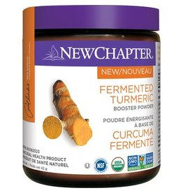 New Chapter Fermented Turmeric Powder 42g