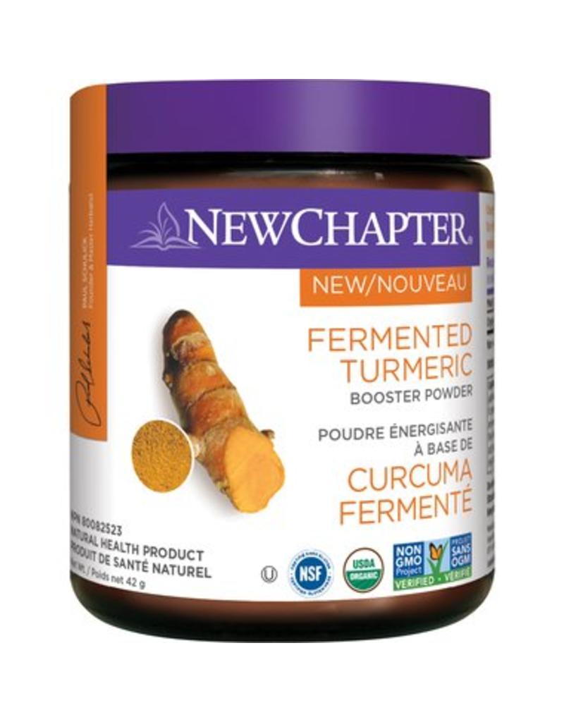 New Chapter Fermented Turmeric Powder 42g