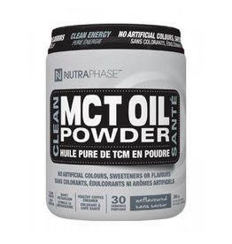 Nutraphase MCT Oil Powder Unflavoured 30 servings