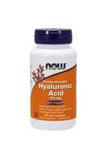 NOW Hyaluronic Acid 100mg 60caps