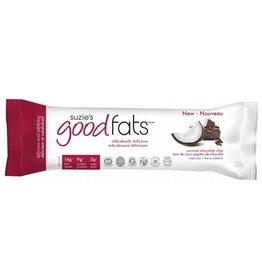 Suzie's Good Fats Coconut Chocolate Chip Bar