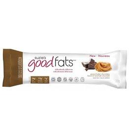Suzie's Good Fats Peanut Butter Chocolatey Bar