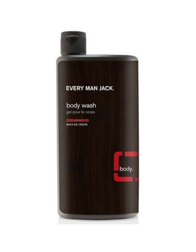 Every Man Jack Body Wash Cedarwood 500ml