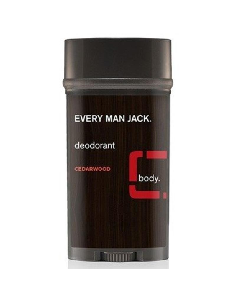 Every Man Jack Deodorant Cedarwood