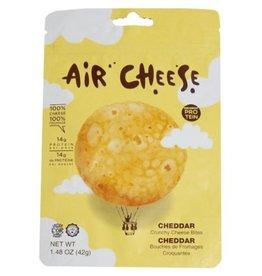 Air Cheese Cheddar Crunchy Cheese Bites 42g