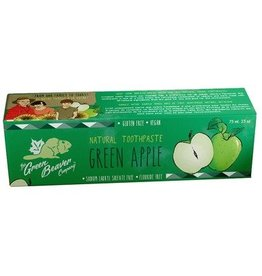 Green Beaver Apple Toothpaste 75ml