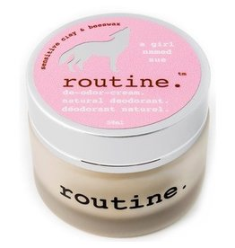 Routine Natural Deodorant A Girl Named Sue 58g