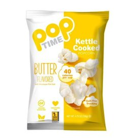 Pop Time Kettle Cooked Popcorn 135g