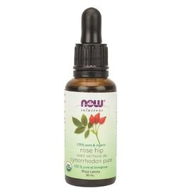 NOW Rose Hip Seed Oil 100% Organic 30ml