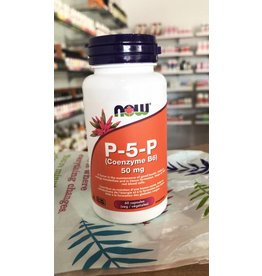 NOW P-5-P 50mg