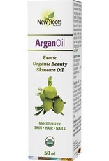 New Roots Argan Oil Organic 50ml