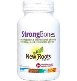 New Roots Strong Bones 90 caps