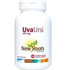 New Roots Uva Ursi 435mg 100caps