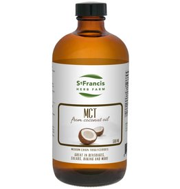 St Francis MCT from Coconut Oil 500ml