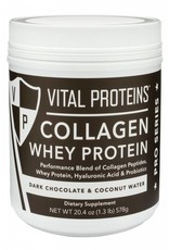 Vital Proteins Collagen Whey Protein Dark Chocolate and Coconut Water 1.3lb