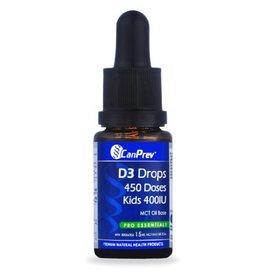 Can Prev Kids D3 Drops 400iu 450 Drops