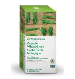 Amazing Grass Organic Wheat Grass Box of 15