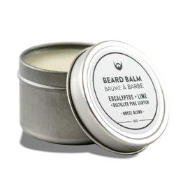 Always Bearded Lifestyle Beard Balm- Eucalyptus Lime Pine 20z