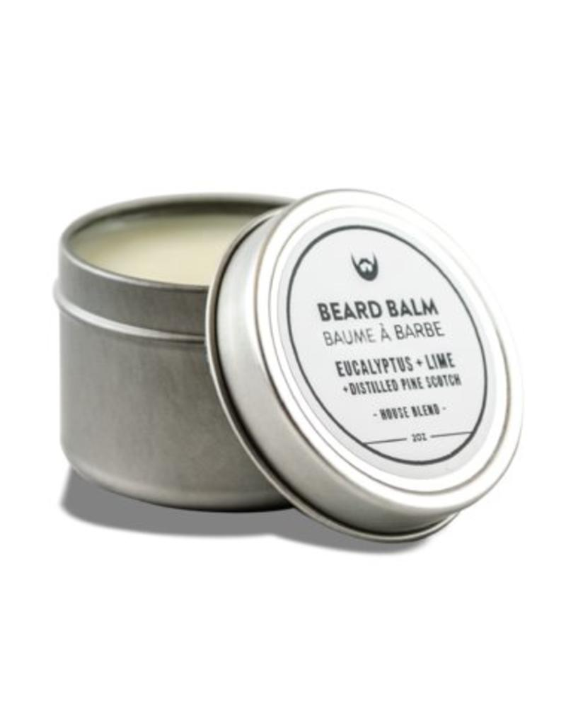 Always Bearded Lifestyle Beard Balm- Eucalyptus Lime Pine 20z