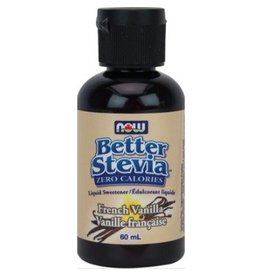 NOW Better Stevia French Vanilla 60ml