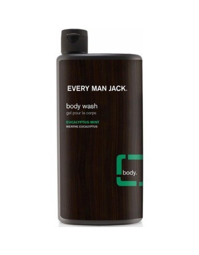 Every Man Jack Body Wash Eucalyptus Mint 500ml