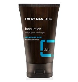 Every Man Jack Face Lotion Signature Mint 125ml