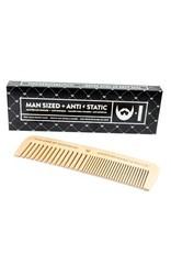 Always Bearded Lifestyle BEARDED-ANTI-STATIC MAPLE BEARD COMB
