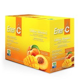 Ener-C Vitamin C 1000mg- Peach Mango 30 packets