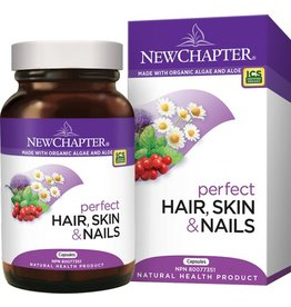 New Chapter Perfect hair skin and nails 30 caps