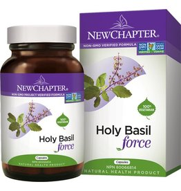 New Chapter Holy Basil 30caps