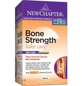 New Chapter Bone strength 60tabs