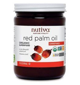 Nutiva Red Palm Oil Organic 444ml