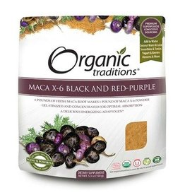 Organic Traditions Maca X-6 Powder 6:1 150g