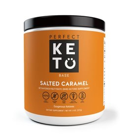Perfect Keto Exogenous Ketones Salted Caramel 227g