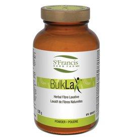 St Francis Bulklax Herbal Fibre Laxative130g