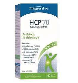 Progressive HCP Probiotic 70 Billion 60 caps