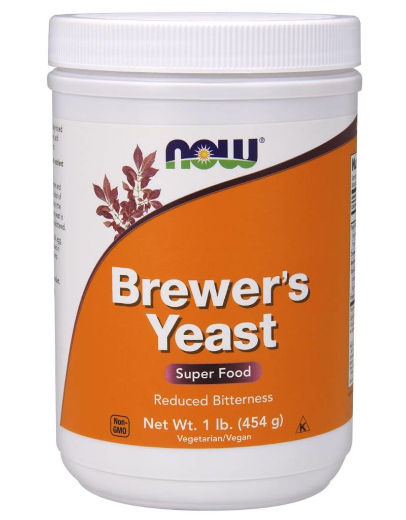 NOW Brewer's Yeast 1lb
