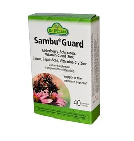 Flora Sambu Guard 40 lozenges