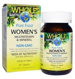 Whole Earth and Sea Women's Prenatal 60 tabs