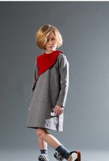 kipp Kipp Striped A-line Dress