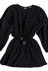 Tarantela Tarantella Black Dot Dress