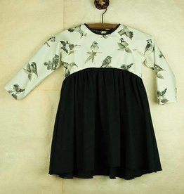 popelin Popelin Bird dress