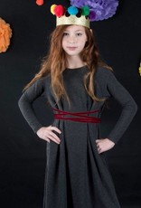 Pippa & Plum Pippa & Plum Velvet Ribbon Robe