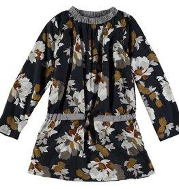 Tarantela Tarantella Floral Drop Waist Dress
