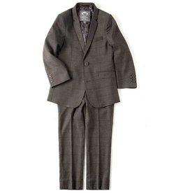 Appaman Appaman charcoal check suit
