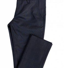 Euro Boys Wool Navy Pants